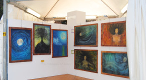 Gabriele Pallesi al Premio Rotonda Livorno
