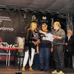 Giovanni Petagna Premiazione Rotonda 2015