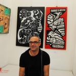 Loberg Fruttidoro 2015 Livorno galleria Il Melograno