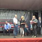 Luciano Giorgi Premiazione Rotonda Livorno 2015 (2)