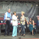 Maria Lorenzelli Premiazione rotonda 2015