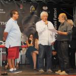 Massimiliano Luschi Premiazione Rotonda 2015