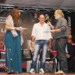 Maurizio Pupilli Premiazione Rotonda 2015