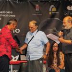 Pier Paolo Macchia Premiazione Rotonda 2015