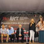 Premiazione Rotonda Livorno 2015