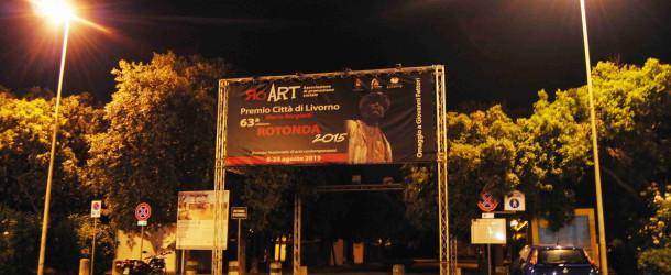 Premio Rotonda Livorno 2015 – Gli artisti e gli stands