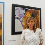 Rachele Carol Odello Fruttidoro 2015 Livorno galleria Il Melograno