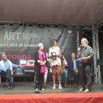 Rosanna Costa Premiazione rotonda 2015
