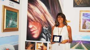 Rosanna Costa vince il premio Galleria Il Melograno alla Rotonda