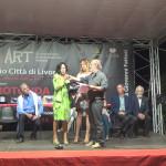 SIlvia Menicagli Premiazione Rotonda 2015