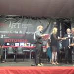 Simona Cristofari Premiazione rotonda 2015