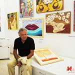 Stefano C Vecoli Fruttidoro 2015 Livorno galleria Il Melograno