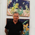 Stefano Carlo Vecoli Fruttidoro 2015 Livorno galleria Il Melograno