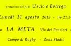 Uscio e Bottega – Arena La Meta – Livorno 31 agosto