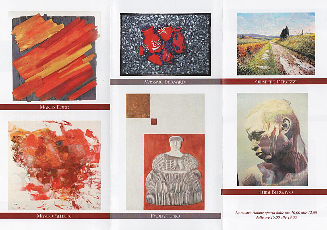 Archeclub mostra pittura contemporanea livorno