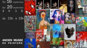 PREMIERE BIENNALE INTERNATIONALE D'ART CONTEMPORAIN – Grenoble – 16/09 – 20/09