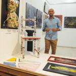 Chrissslong  Fruttidoro 2015 galleria Il Melograno Livorno