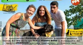 ApeRifugio – Luca Barbieri e Andrea Renda – Pistoia –  25 settembre