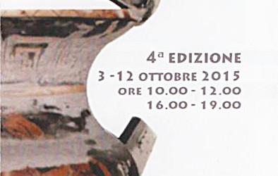 Archeologia e pittori contemporanei – Livorno –  03/10 – 12/10