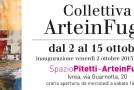 ArteinFuga  Mostra collettiva presso lo Spazio Pitetti – Ivrea – 02/10 – 15/10
