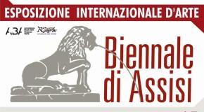 Biennale di Assisi – Esposizione Internazionale d'Arte – 25/09 – 04/10