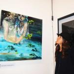 Antonella Baldacci ArtePadova 2015 Il Melograno Art Gallery
