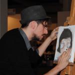 Diego Gabriele ArtePadova 2015 Il Melograno Art Gallery