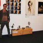 Diego Scarpellini ArtePadova 2015 Il Melograno Art Gallery