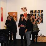 Gruppo ad ArtePadova 2015 Il Melograno Art Gallery