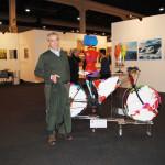 Luigi Quarta ArtePadova 2015 Il Melograno Art Gallery