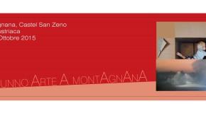 """Andrea Giovannini e Marica Fasoli – """"Autunno Arte a Montagnana"""" – Castel San Zeno –  Montagnana – 09/10 – 18/10"""