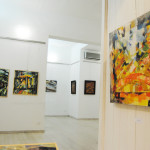 Marlis Darr e Mauro Caboni mostra Melograno Livorno (13)