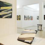 Marlis Darr e Mauro Caboni mostra Melograno Livorno (3)