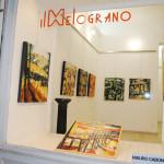 Marlis Darr e Mauro Caboni mostra Melograno Livorno (7)
