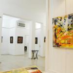 Marlis Darr e Mauro Caboni mostra Melograno Livorno (9)