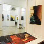 Rosanna Costa mostra Livorno Il Melograno (12)