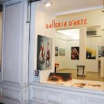 Rosanna Costa mostra Livorno Il Melograno
