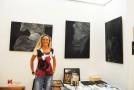 Sara Mattii – Tre opere in mostra al Melograno – Livorno