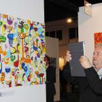 Willow Massimo Bernardi ArtePadova 2015 Il Melograno Art Gallery