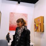 gli artisti de Il Melograno ad ArtePadova 2015 (1)