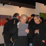 gli artisti de Il Melograno ad ArtePadova 2015 (2)