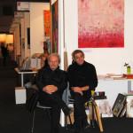 gli artisti de Il Melograno ad ArtePadova 2015 (3)