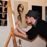 gli artisti de Il Melograno ad ArtePadova 2015 (9)