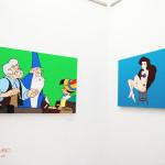Luca De March Il Melograno Art Gallery (33)