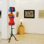 Massimo Bernardi Mostra Livorno Il Melograno Art Gallery (14)