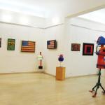 Massimo Bernardi Mostra Livorno Il Melograno Art Gallery (3)