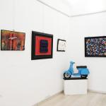 Massimo Bernardi Mostra Livorno Il Melograno Art Gallery (34)