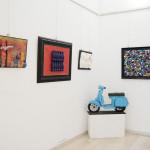 Massimo Bernardi Mostra Livorno Il Melograno Art Gallery (57)