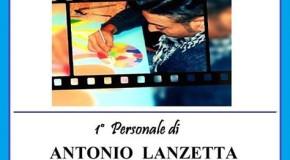 Antonio Lanzetta – Mostra personale a Striano – Museo Civico – 12/12 – 10/01