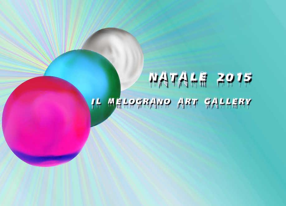 Natale 2015 Livorno Il Melograno Art Gallery